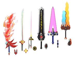 MMXCM-Zero s-Weapons