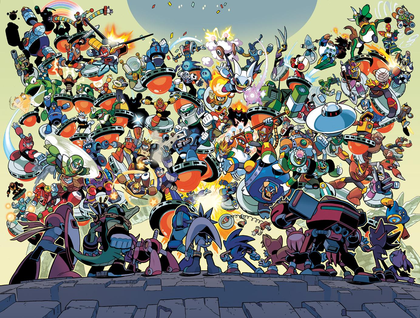 Daidine mmkb fandom powered by wikia - Megaman wikia ...