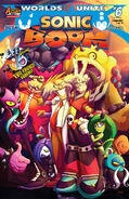 Sonic Boom -9 (variant)