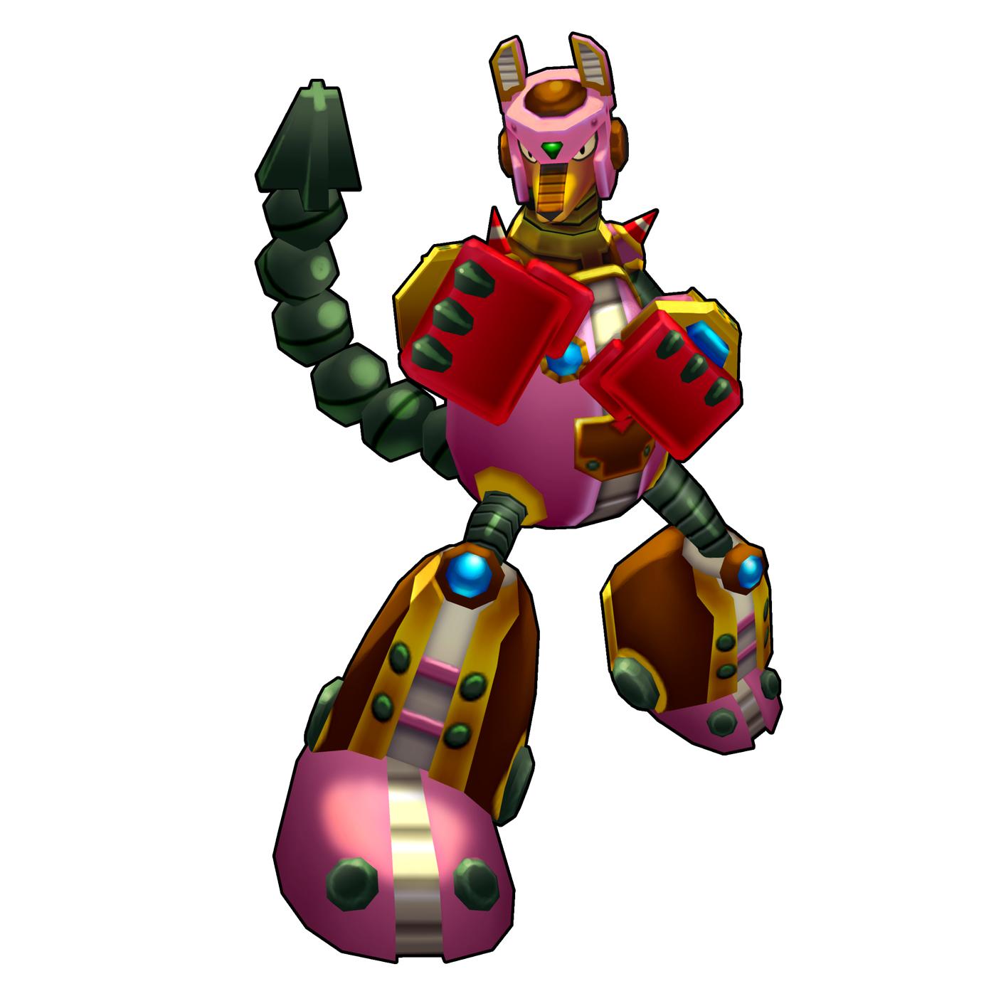 Vanishing gungaroo mmkb fandom powered by wikia - Megaman wikia ...