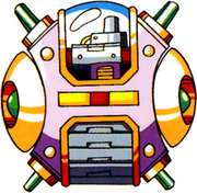 Mm6 rounderii