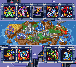 MMX2StageSelect