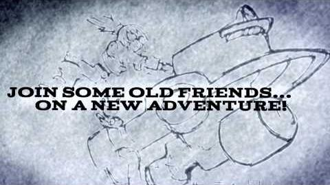 Mega Man Legends 3 Prototype Announcement