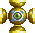 RMX4 Sample Gold Blast Raster sprite