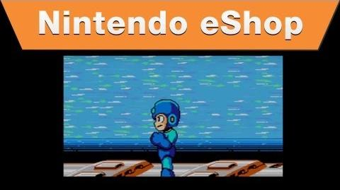 Nintendo eShop - Mega Man 4 Trailer