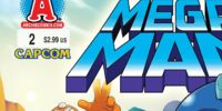 Mega Man Issue 2 (Archie Comics)