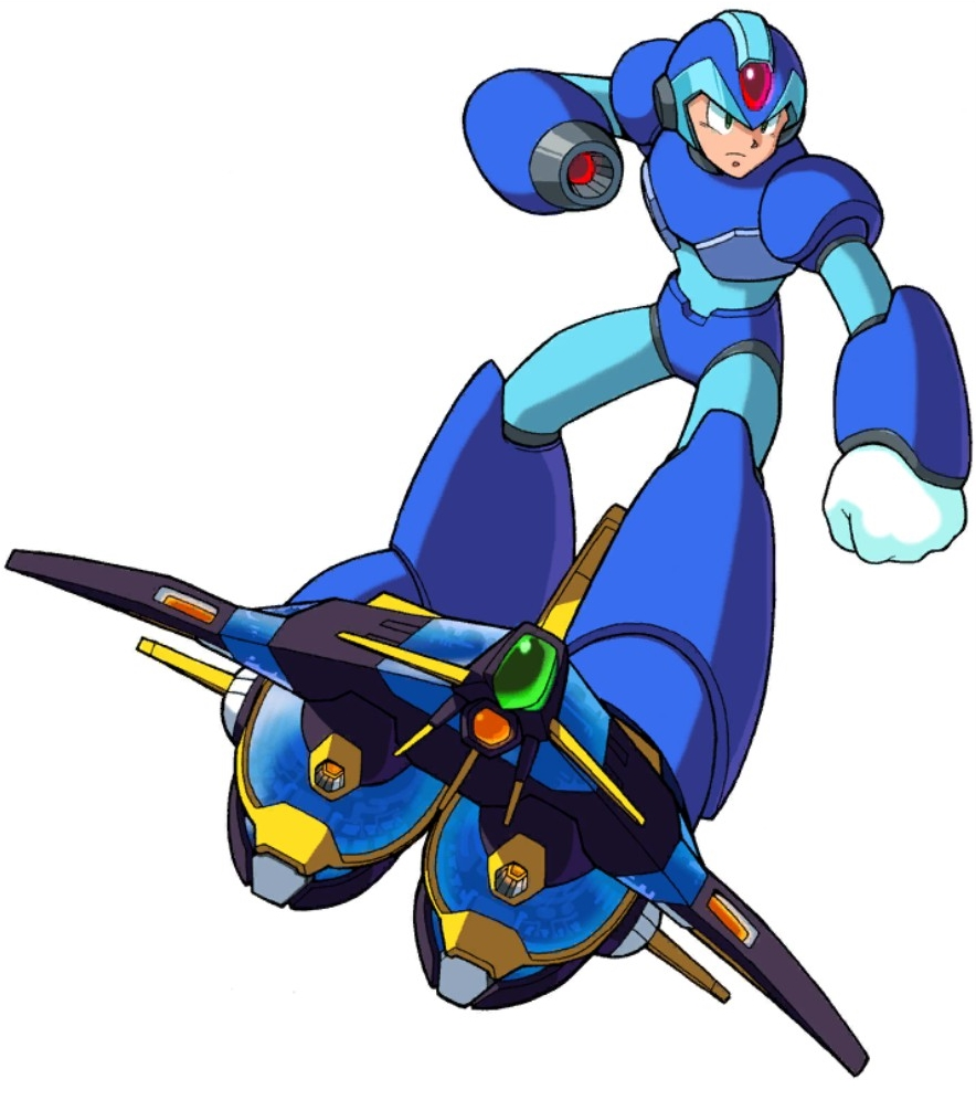 Zero Megaman X4 Image - X4 ultarmor3.j...