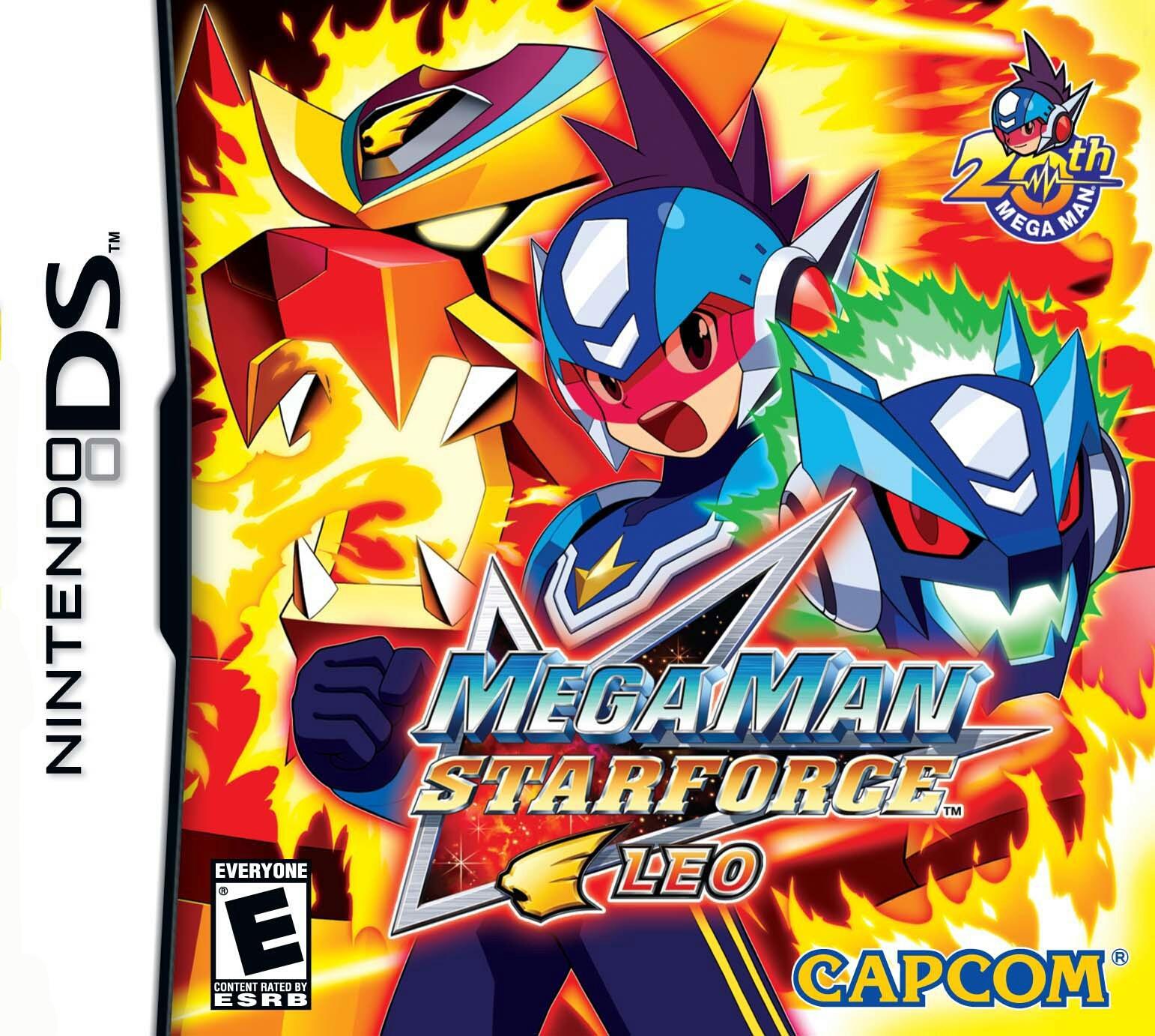 Mega man star force video game mmkb fandom powered - Megaman wikia ...