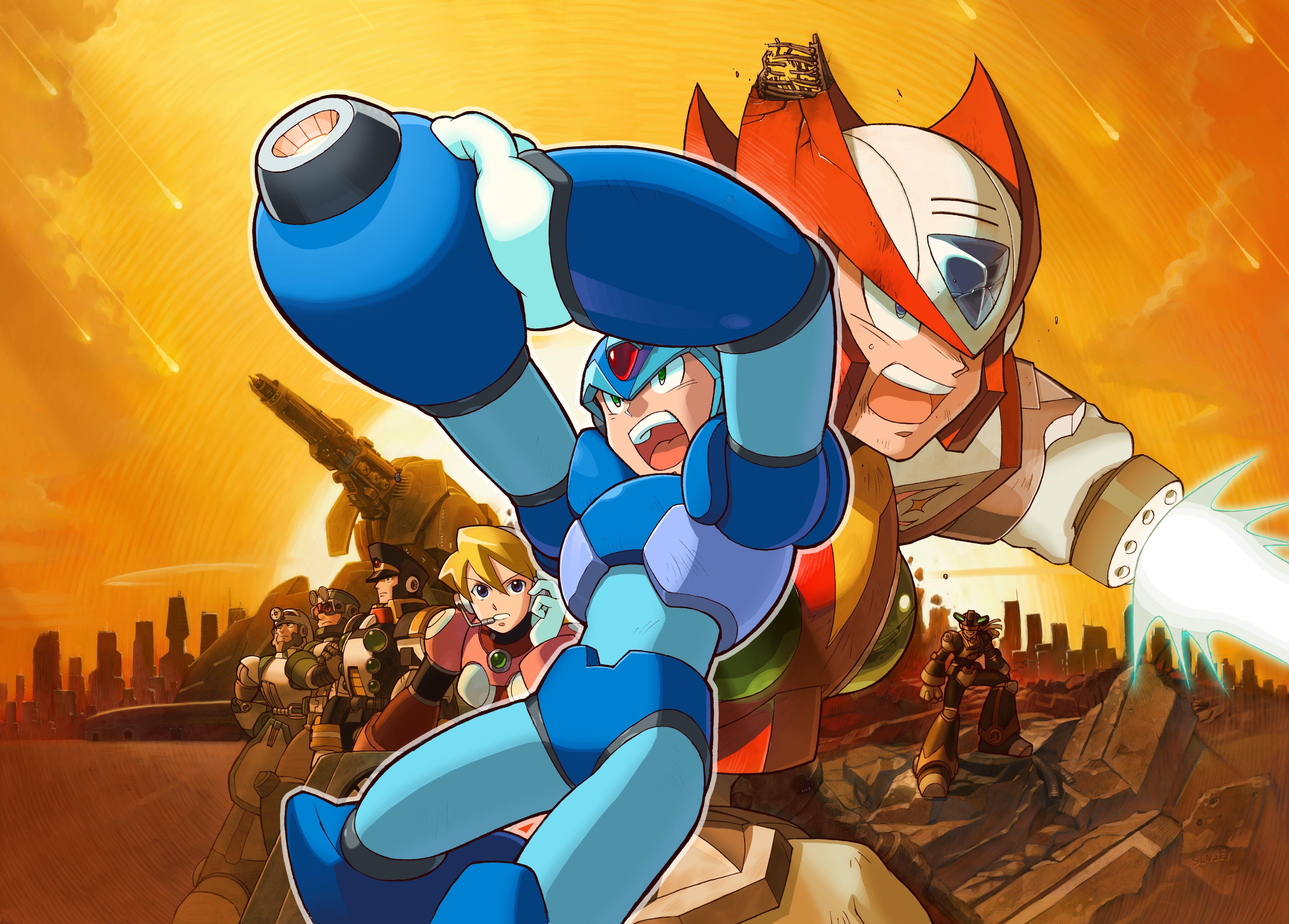 Mega man x5 mmkb fandom powered by wikia - Megaman wikia ...
