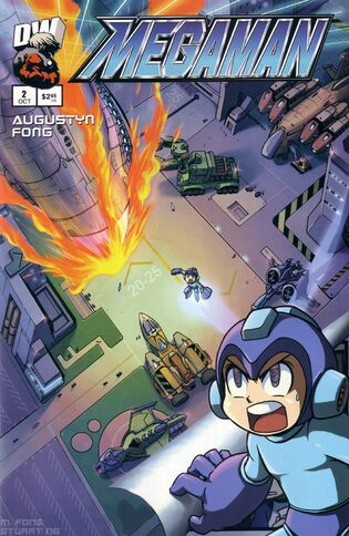 File:Mega Man Issue -2.jpg