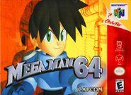 MegaMan64