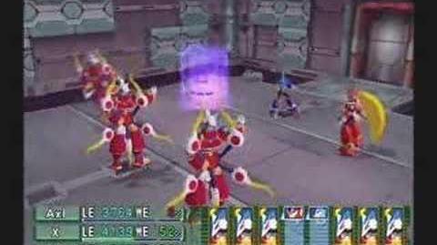 Megaman X Command Mission FiveTails