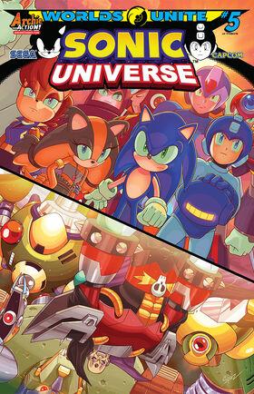 Sonic Universe -77