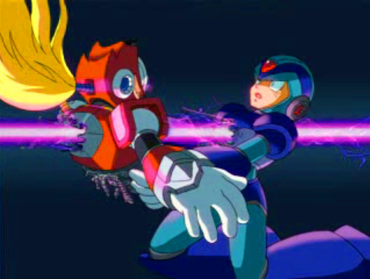 Mega Man X5 - Rocking in Paradise City | NeoGAF
