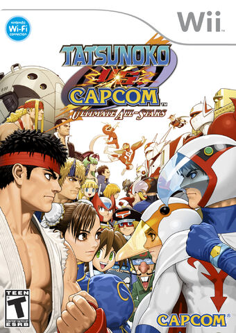 File:Tatsunoko vs. Capcom cover.jpg