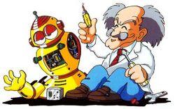 WilyTinkerRobot