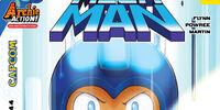 Mega Man Issue 44 (Archie Comics)