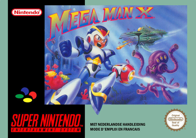 File:Mega Man X European Box Art.jpg