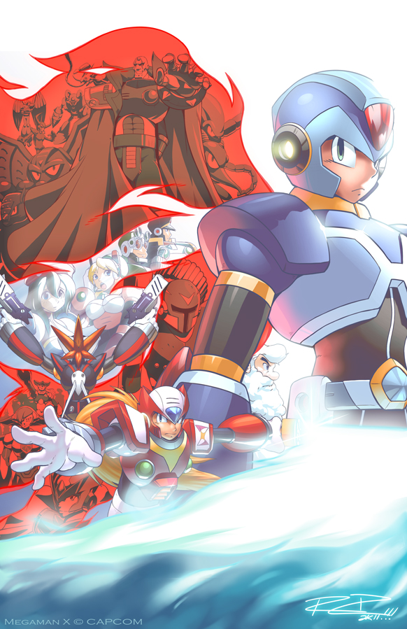 Mega Man Maverick Hunter X – Remaking a Classic   NeoGAF