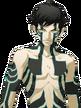 Artwork of Demi-God for Shin Megami Tensei IV Final DLC