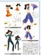 P4D Rise's Costume Coordinate 02