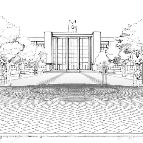 File:Concept sketch of gekkoukan high school.jpg