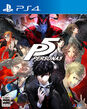 PERSONA5 PS4 box art