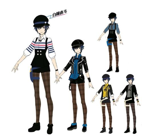 File:P4D Official Visual Visual Book Original Stage Costume for Naoto, 02.jpg