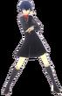 P4D Naoto Shirogane gakkouken female school uniform