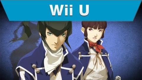 Wii U - Shin-Megami Tensei X Fire Emblem Trailer