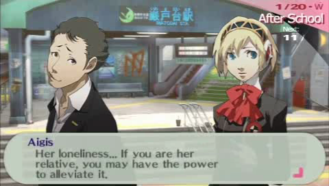 persona 3 female dating