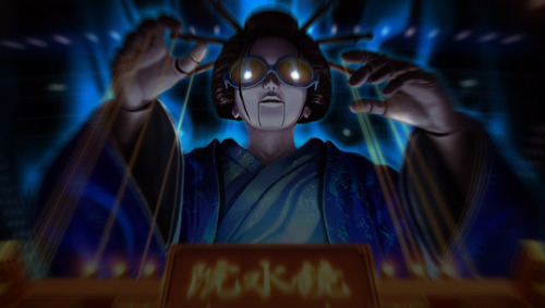 File:P4D Story Mode Ochimizu becomes a Shadow.jpg