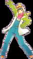 P4D Chie Satonaka snow suit DLC outfit change.PNG