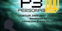 Persona 3 Em