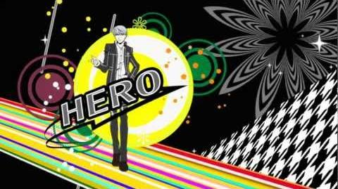 Persona 4 Golden - Shadow World