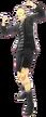 P4D Kanji Tatsumi halloween outfit change