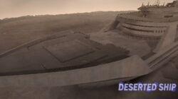 Deserted Ship