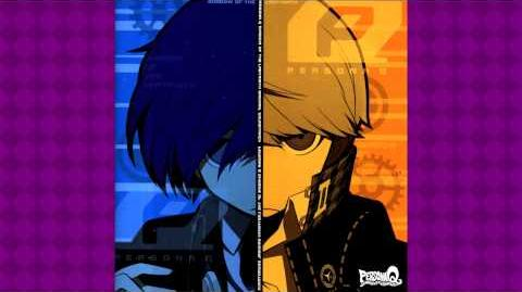 Persona Q OST - Maze of Life - Full