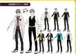 P4D Official Visual Visual Book Original Stage Costume for Yu, 02