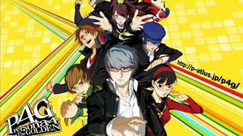 Persona 4 Golden - Shadow World (Full)