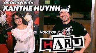 Persona 5 VA Xanthe Huynh Talks About Playing the Elegant Haru Okumura!