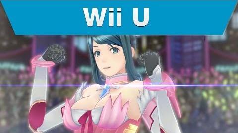 Wii U - Shin Megami Tensei & Fire Emblem Crossover Project Gameplay Trailer
