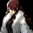 Mitsuru protrait in Persona 4 Arena