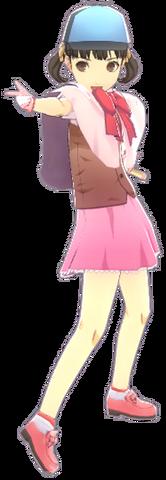 File:P4D Nanako Doijima Magical Detective Costume.png
