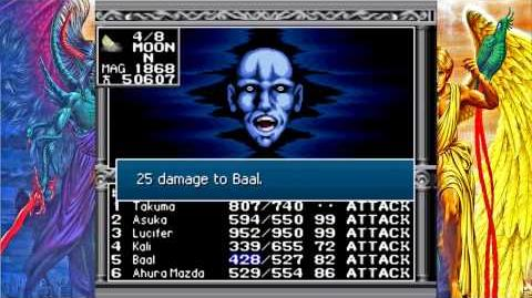 Kyuuyaku Megami Tensei II - Satan, YHVH & Neutral Chaos Ending