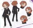 PQ concept artwork of Yosuke Hanamura
