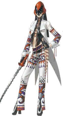 Blademaster Kitty 001