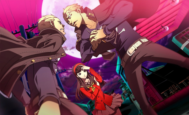 File:P4AU (P4 Mode, Yukiko hard time figuring out who the real kanji).png