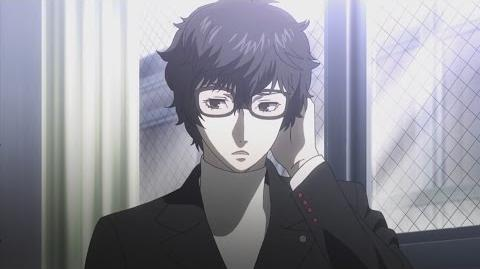 Persona 5 The Animation The Daybreakers Anime Trailer (Direct Feed)