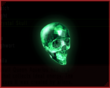 Wind Crystal Skull IS